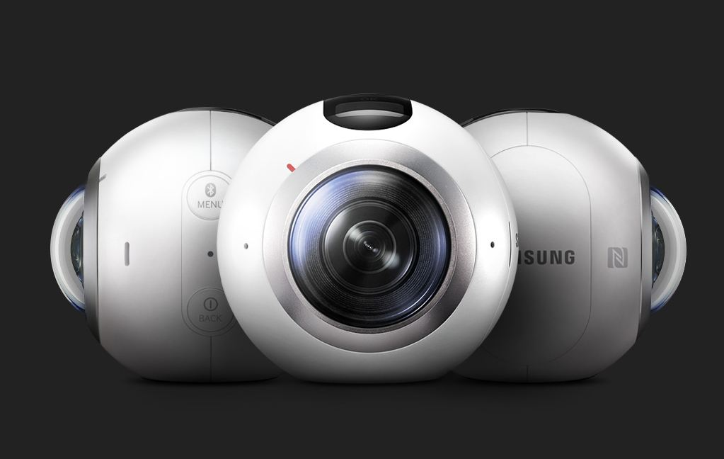 Samsung working on Gear 360 Pro camera