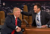 Donald Trump Jimmy Fallon