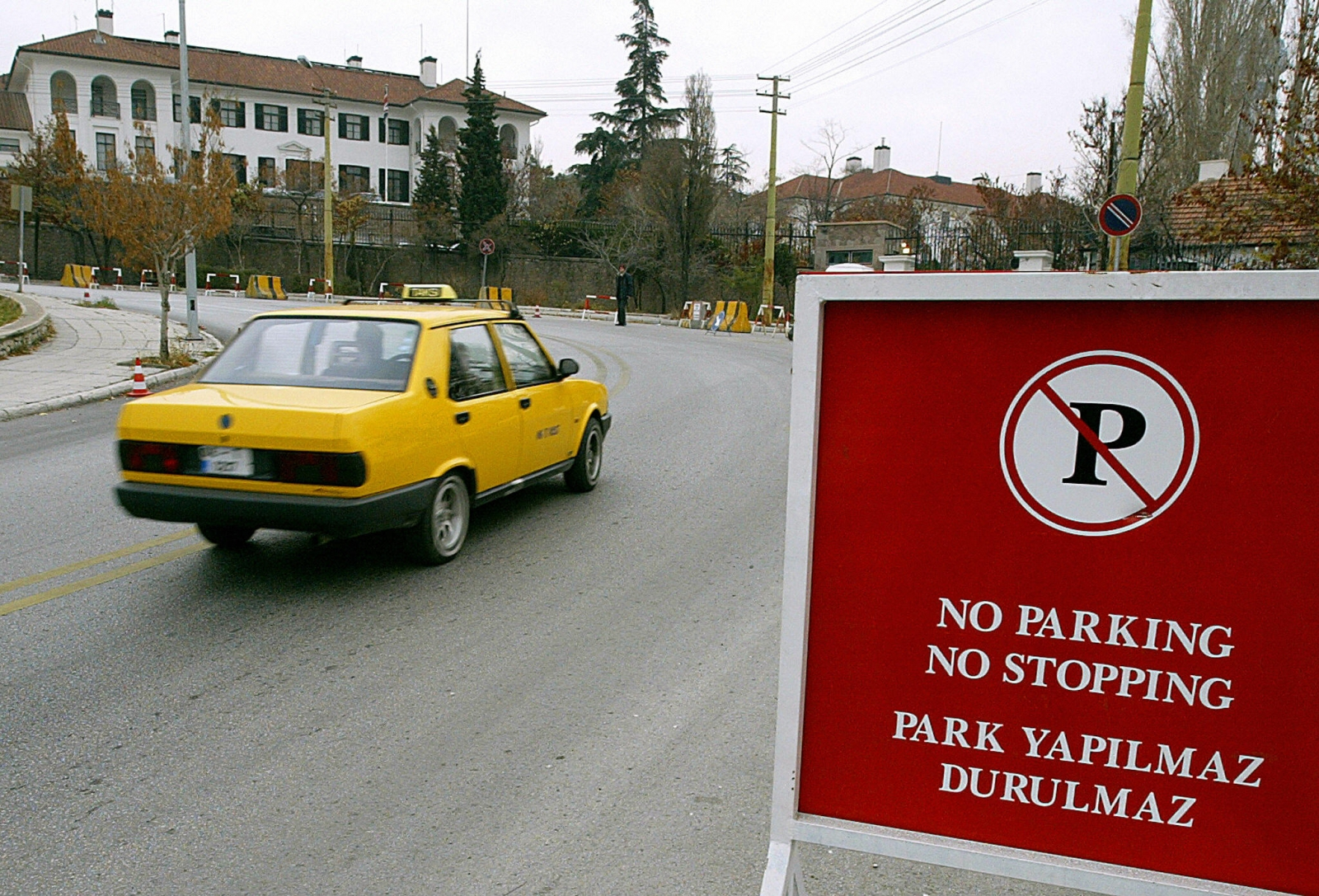 ritish Embassy in Ankara