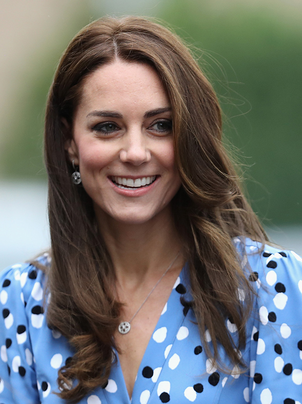 Kate Middleton First Solo Trip Overseas To Netherlands