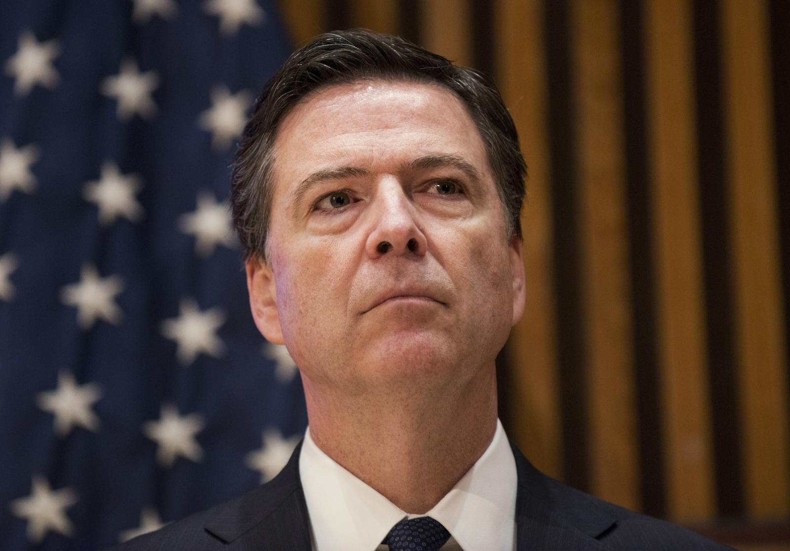 James Comey FBI Director Cyber Security