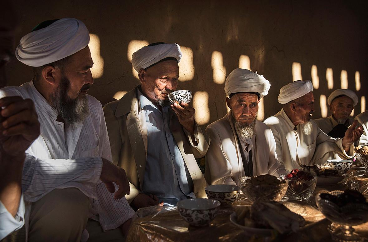 Uighur Muslims China Eid al-Adha
