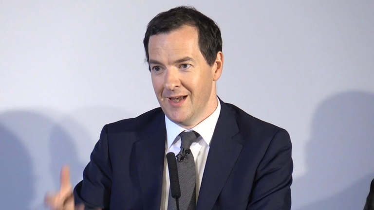 George Osborne launches Northern Powerhouse think tank