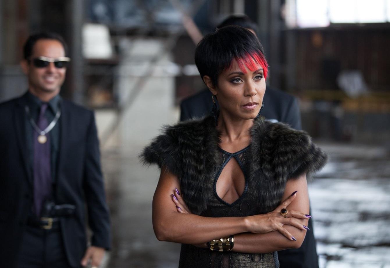 Jada Pinkett Smith in Gotham