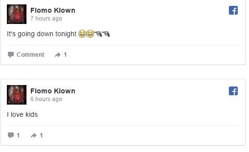 Klowns screenshot