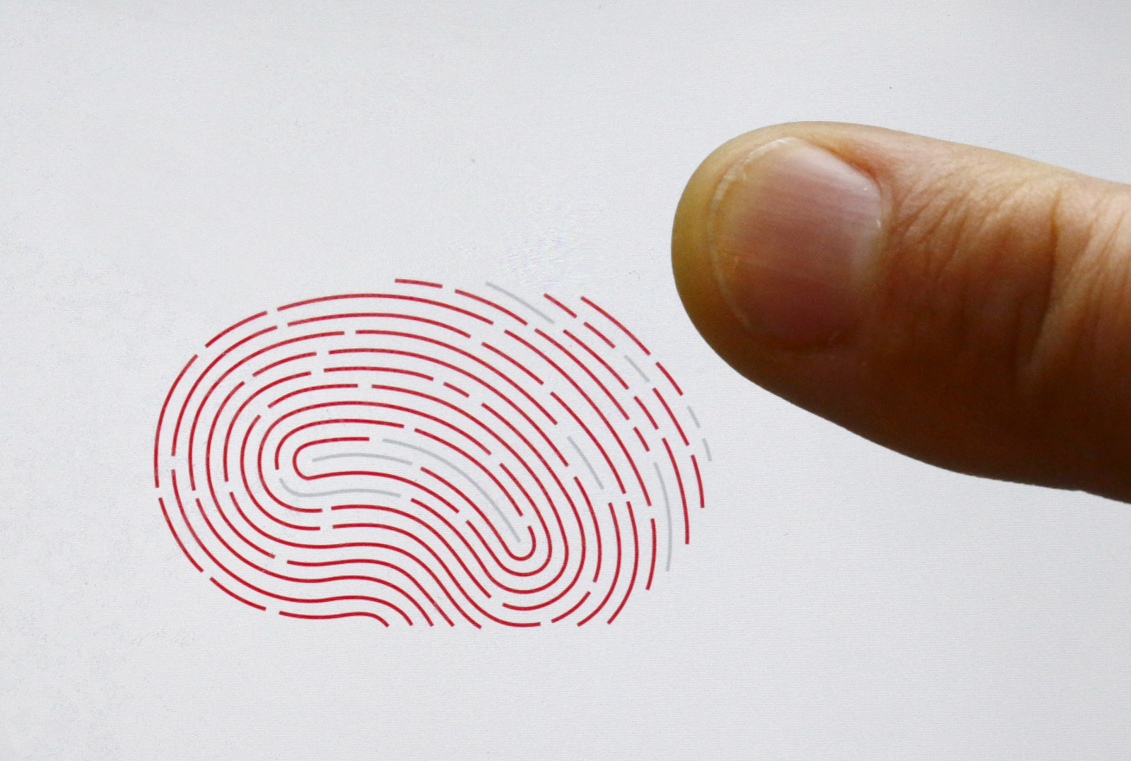 Britons trust banks over government agencies to store their biometric information such as fingerprints and iris scans