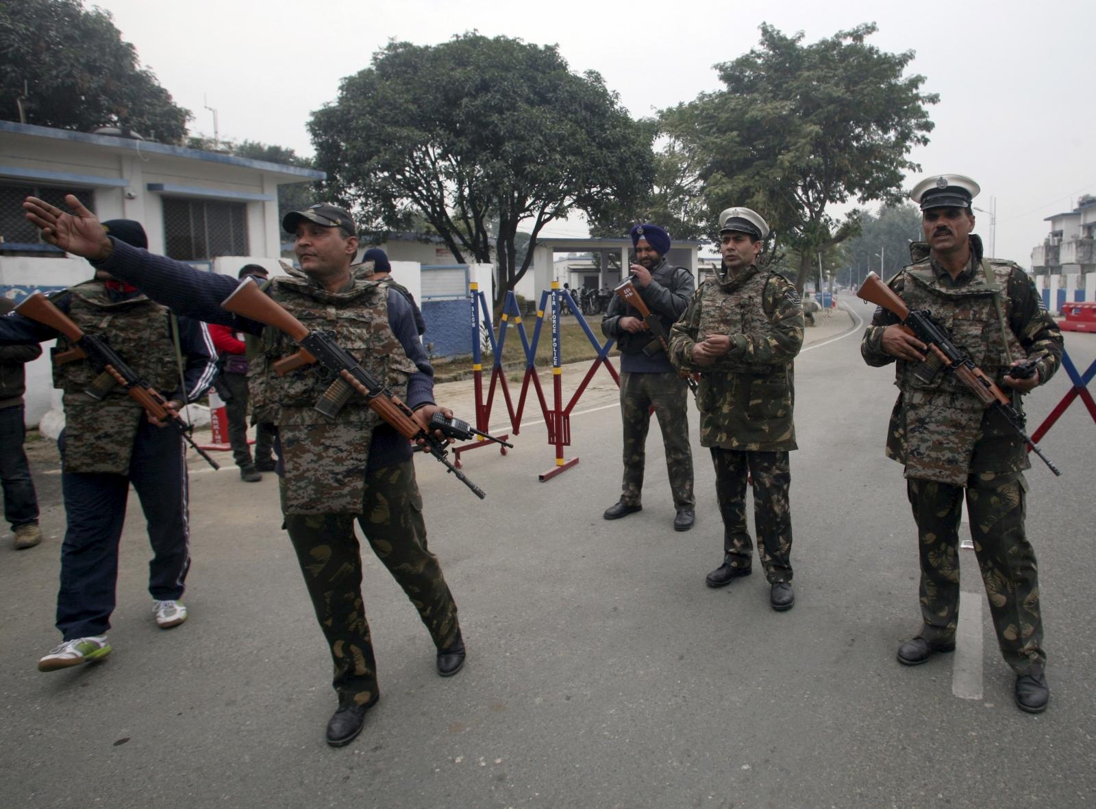 India Uri army base terror attack