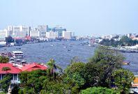 Chao Phraya River Thailand