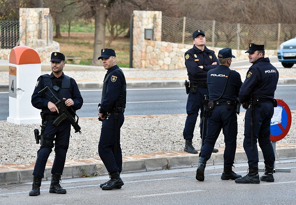 Dismembered bodies of Madrid family