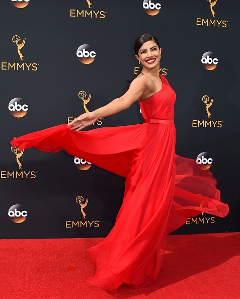 The Emmys 2016