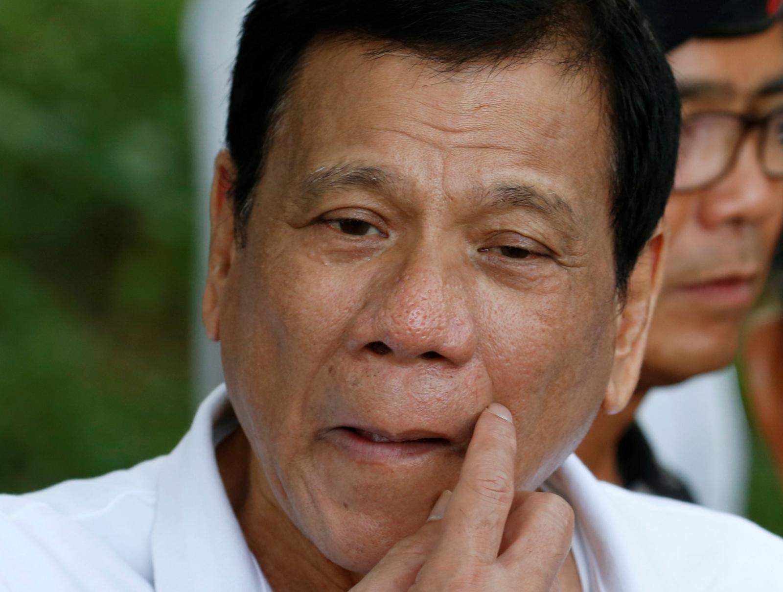 Duterte 'ordered murders' in Davao City, senators told