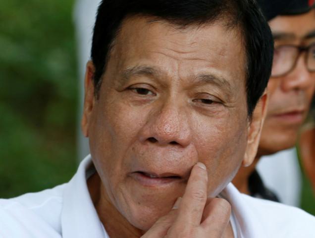 Philippines Duterte drug war