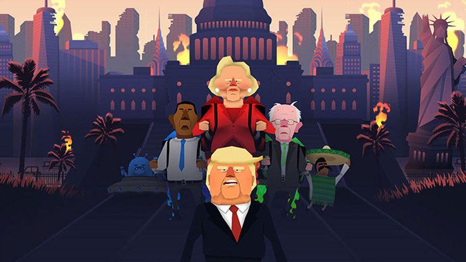 Jrump video game app