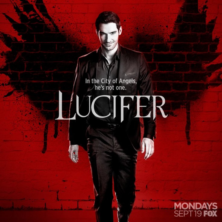 Lucifer Morningstar In Lucifer 2 2016: Lucifer Season 2 Premiere Live: Is Maze Missing Before
