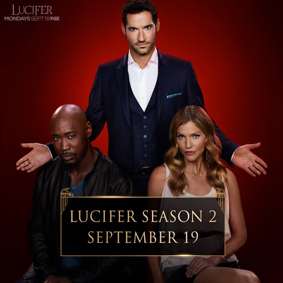 Lucifer Season 4 Promo S: Lucifer Season 2 Premiere Live: Is Maze Missing Before