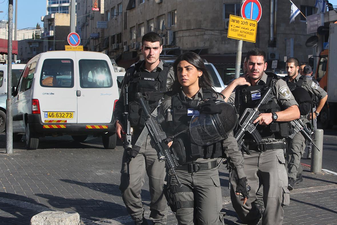 Israel Palestine attack