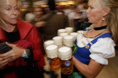 Oktoberfest 2016 Munich Munchen beer festival