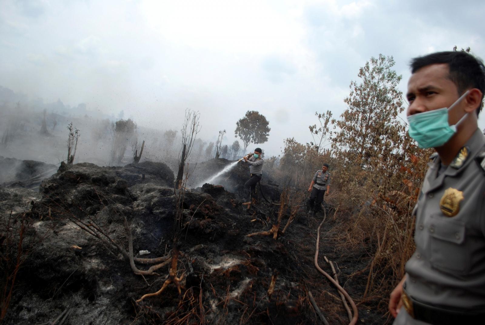 Indonesia haze