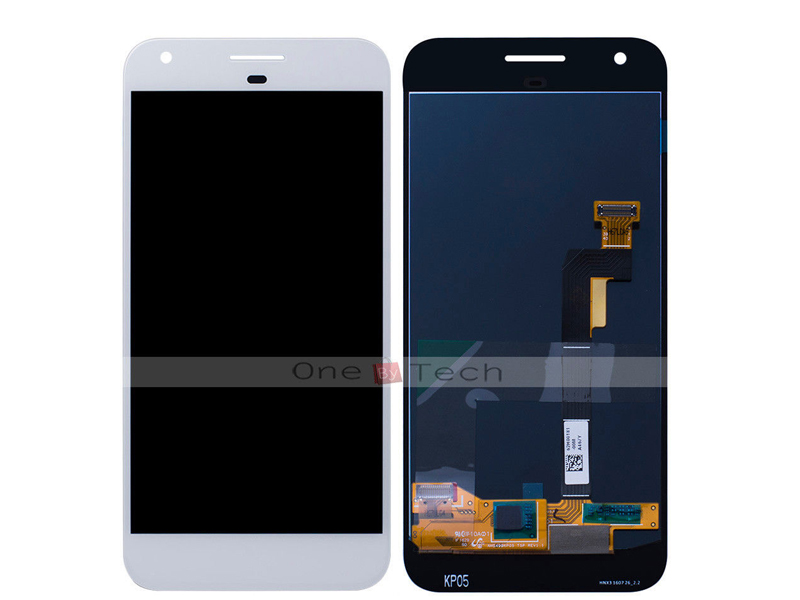 Pixel and Pixel XL display renders
