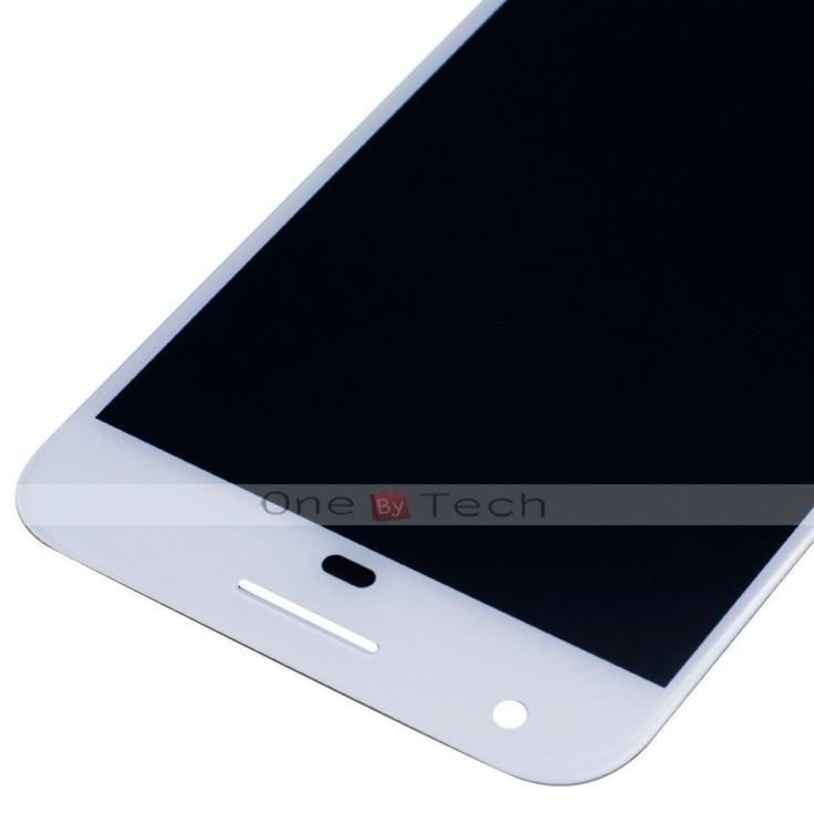 Pixel smartphone white