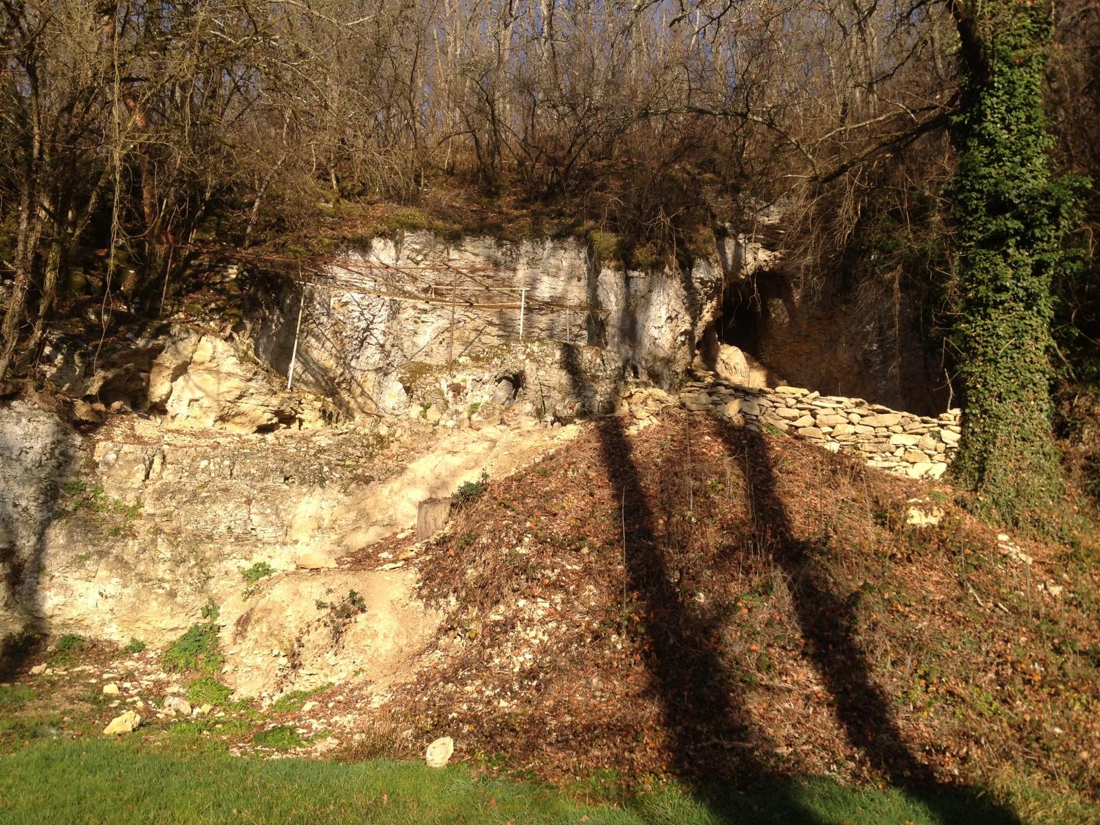 Grotte du Renne neanderthal