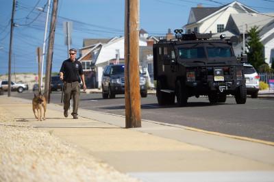 New Jersey bomb blast explosion