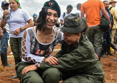 FARC Colombia peace