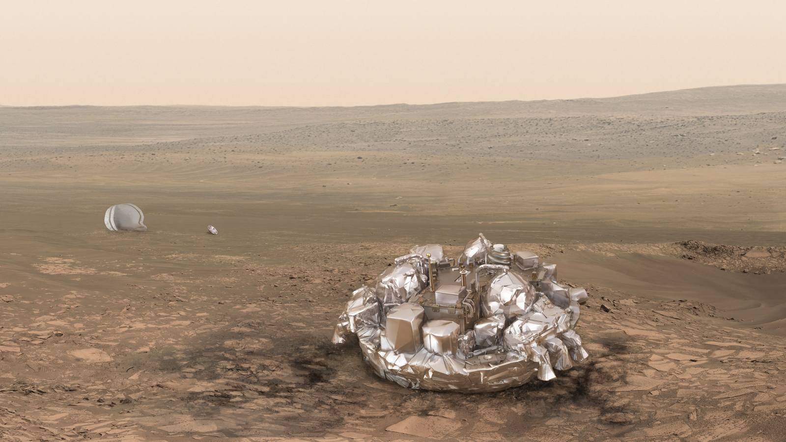 exomars esa lander alien life