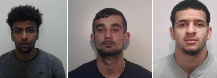 Manchester gang rape