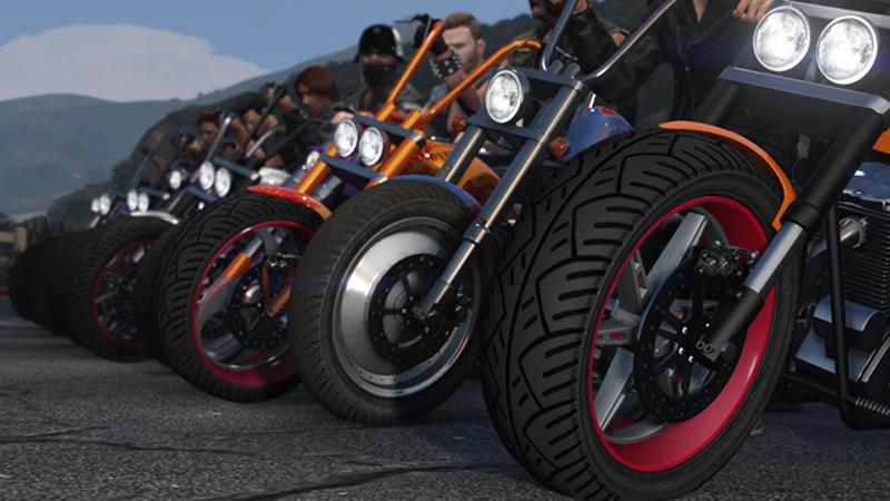 GTA Online Bikers Update