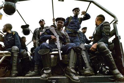 Democratic Republic of Congo DRC