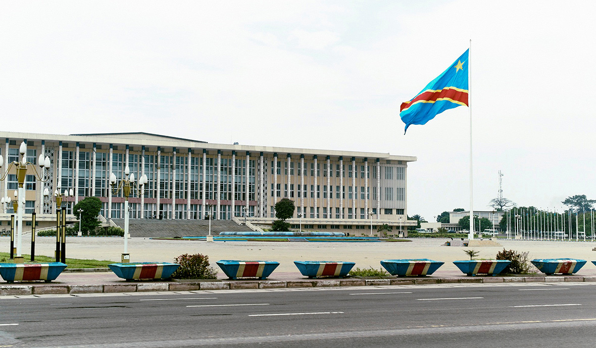 Democratic Republic of Congo DRC