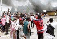 Protests in Kinshasa, DRC