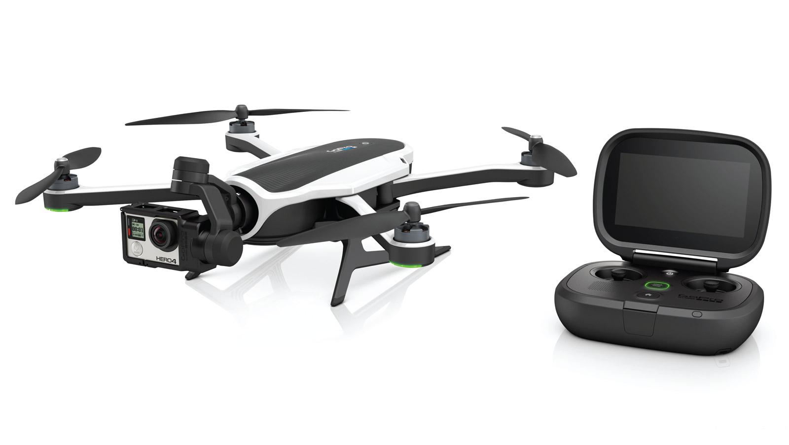 GoPro Karma Drone Announced Alongside Hero 5 Camera