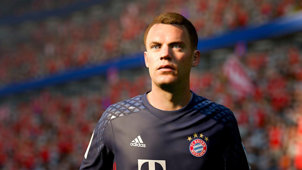 Fifa 17 Manuel Neuer