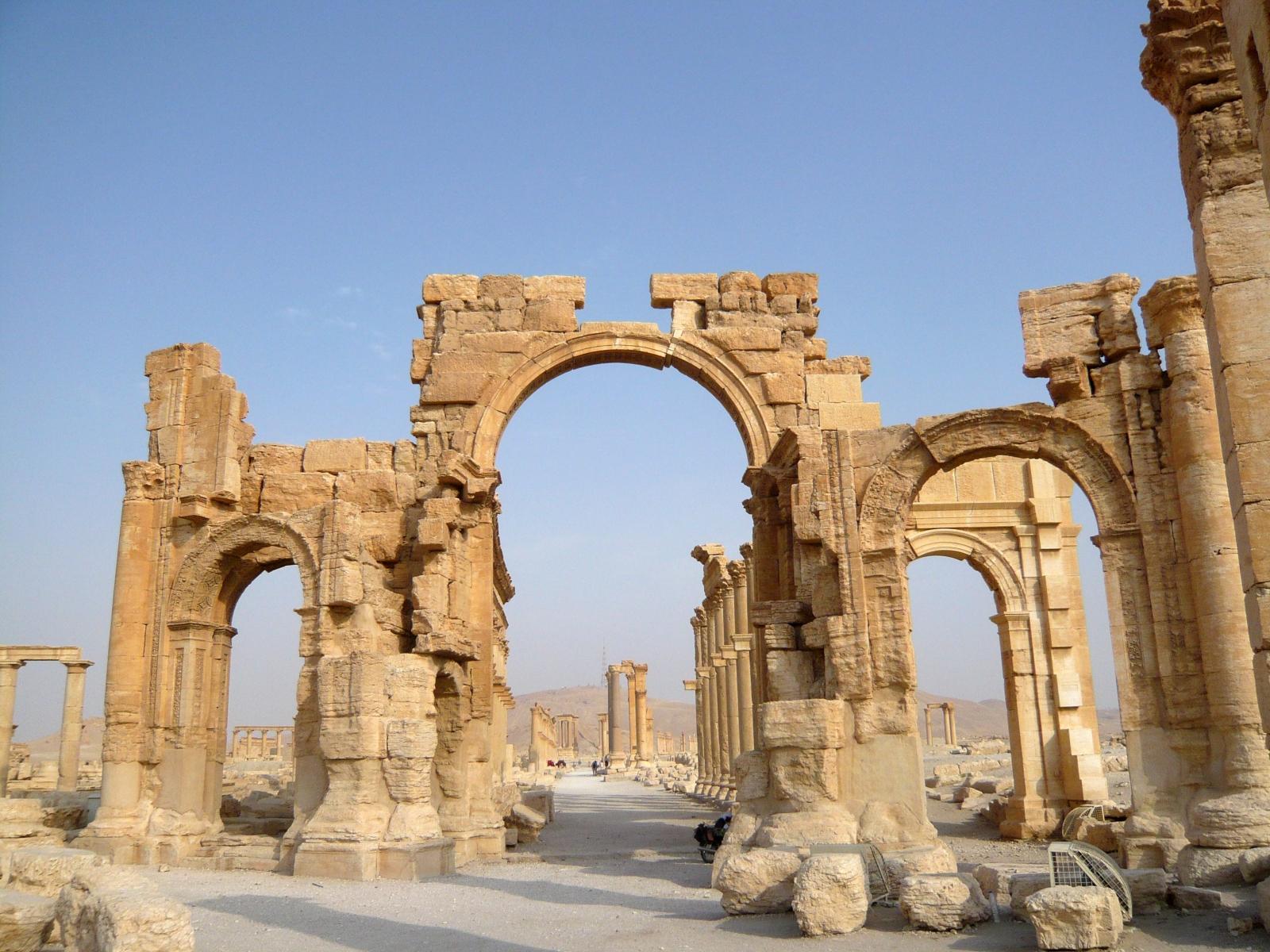 Syrian Arch of Triump
