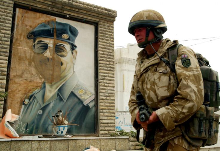 iraq war crime probe
