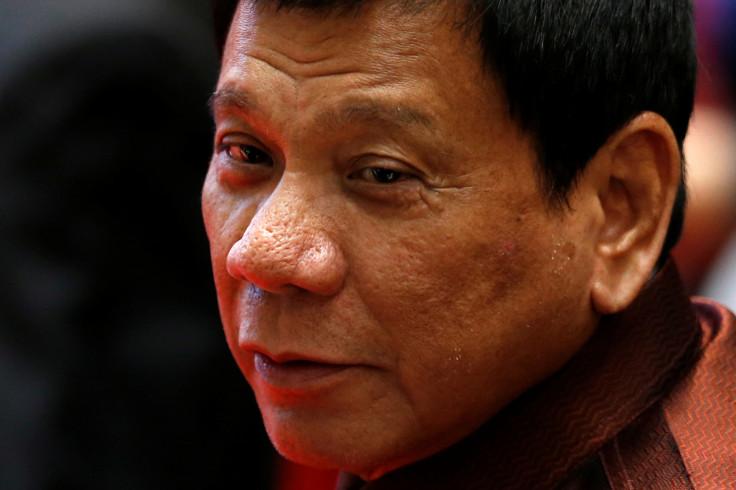 Philippines Rodrigo Duterte drug war