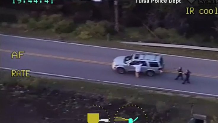 Terence Crutcher fatally shot by police