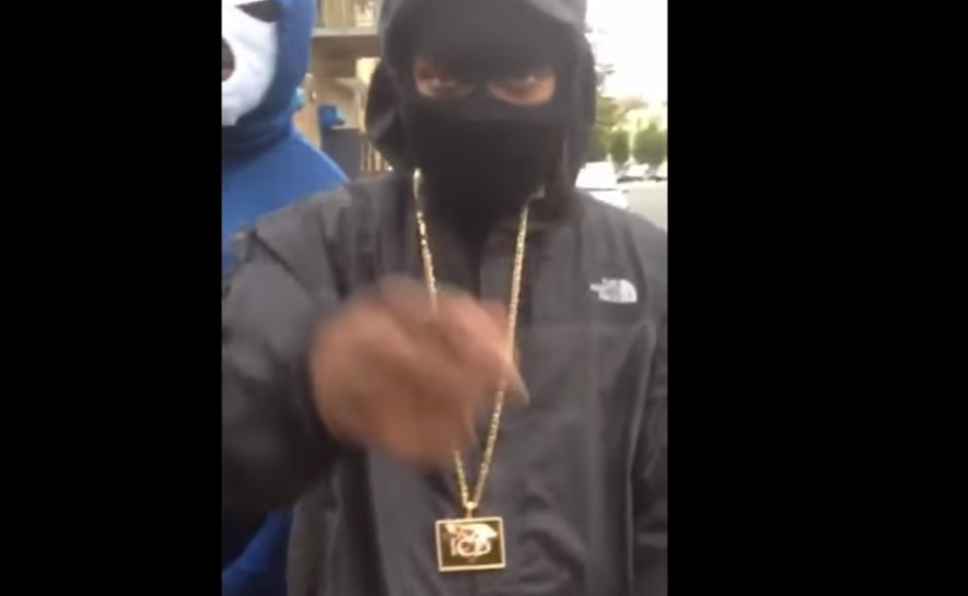 Robbed ICB chain