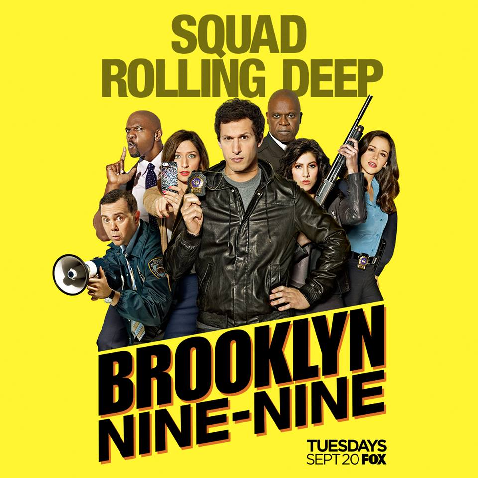Brooklyn Nine Nine Season 4 Watch Online