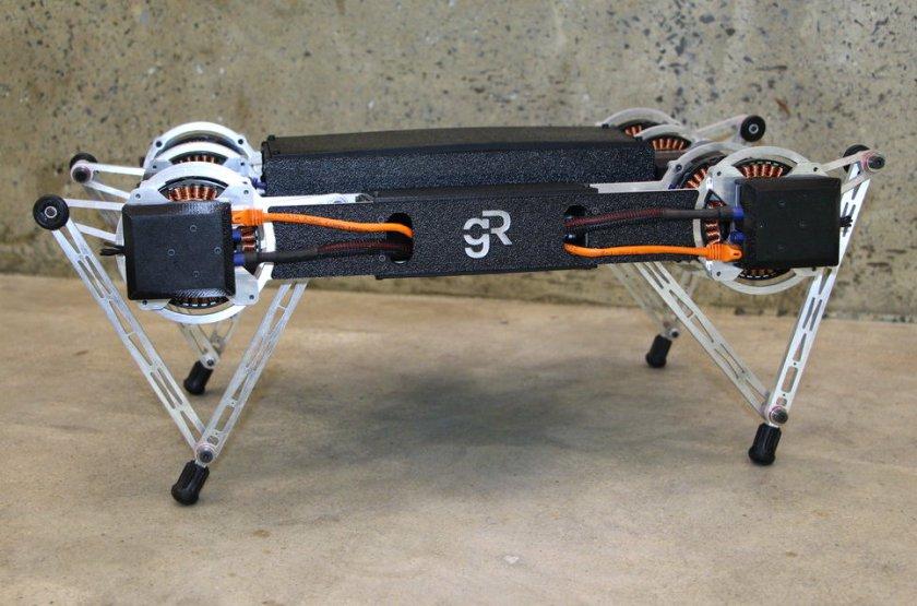 Ghost Robotics' Minitaur robot