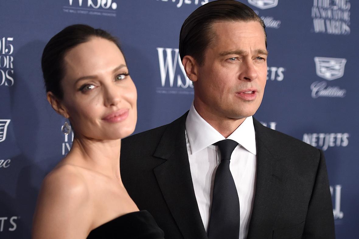 755aeecac63da Angelina Jolie and Brad Pitt got 'binding tattoos' from ex-monk ...