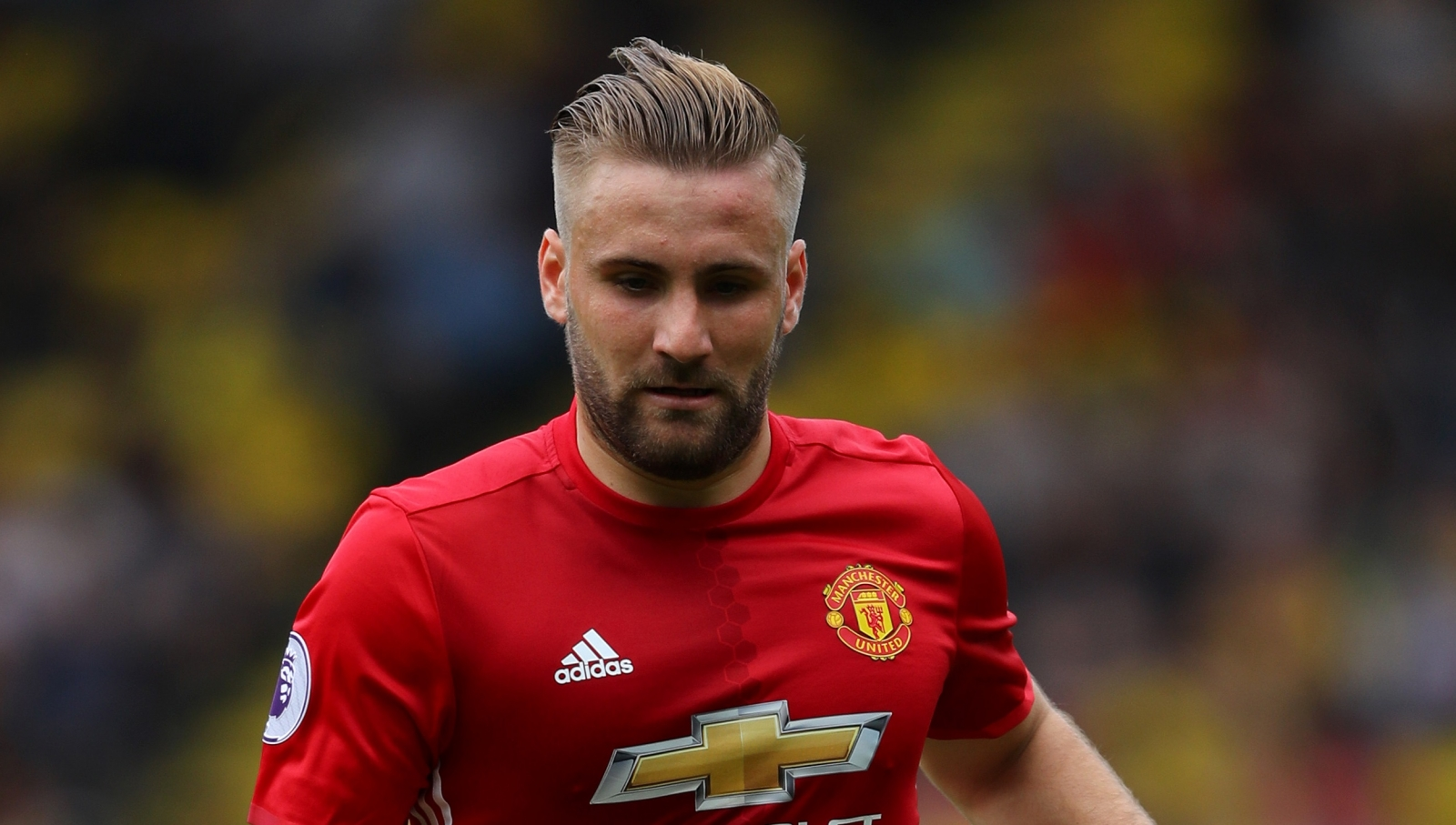 Manchester United manager gives injury update on Luke Shaw | Old ...