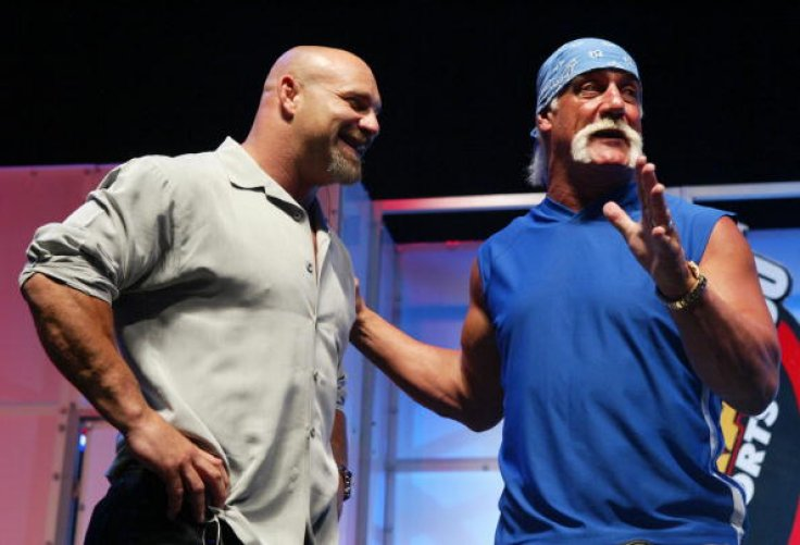 bill goldberg hulk hogan