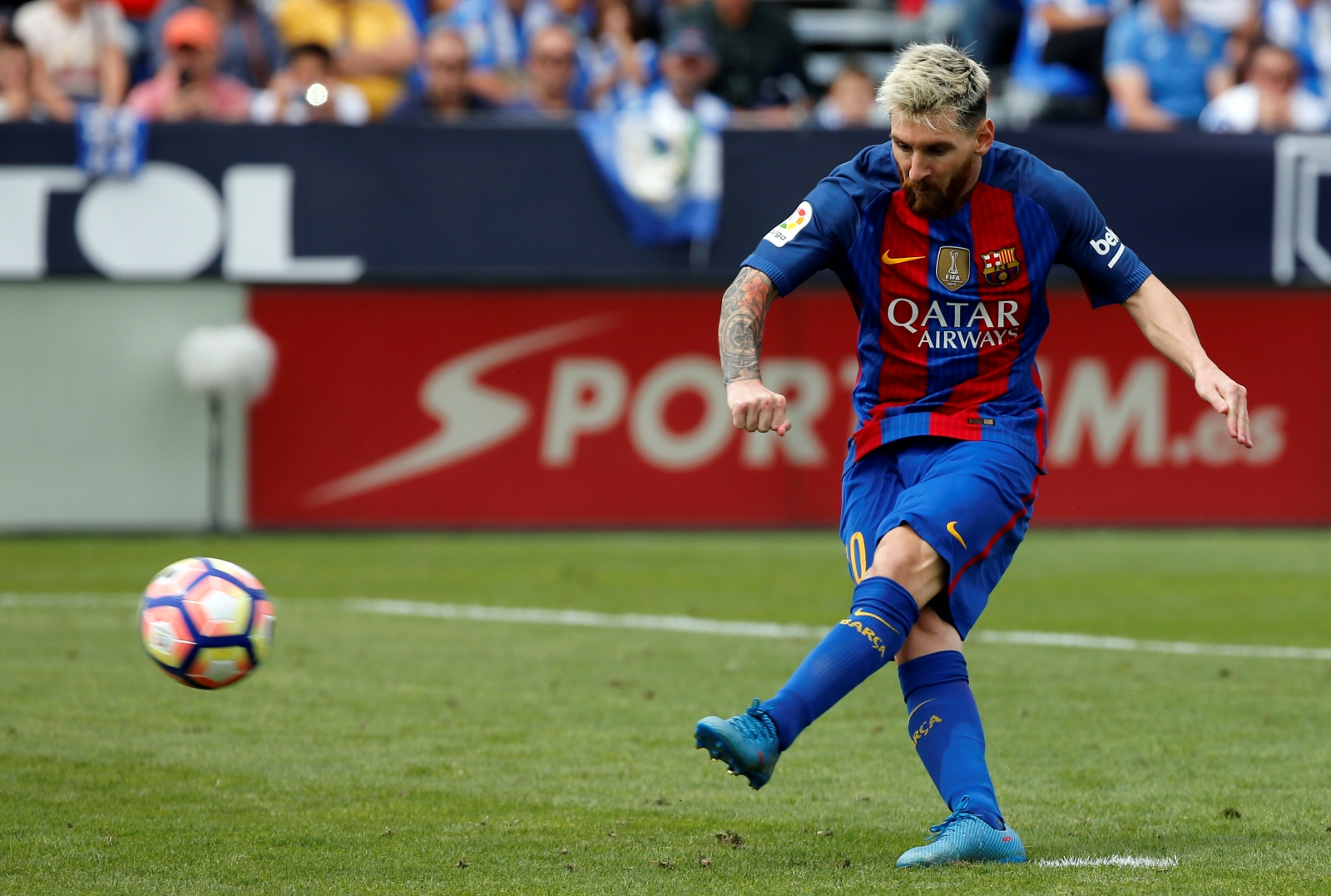 ... vs Barcelona: Lionel Messi and Samuel Umtiti remain out