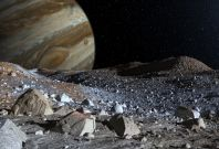 europa icy surface jupiter moon
