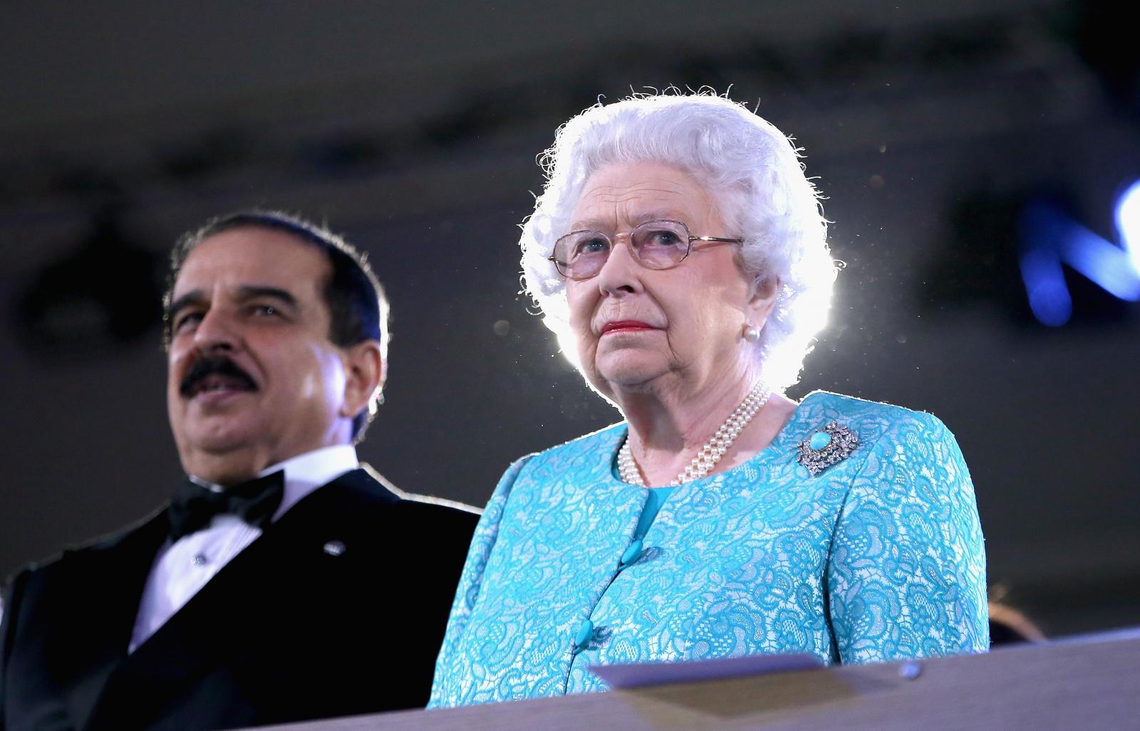 queen bahrain