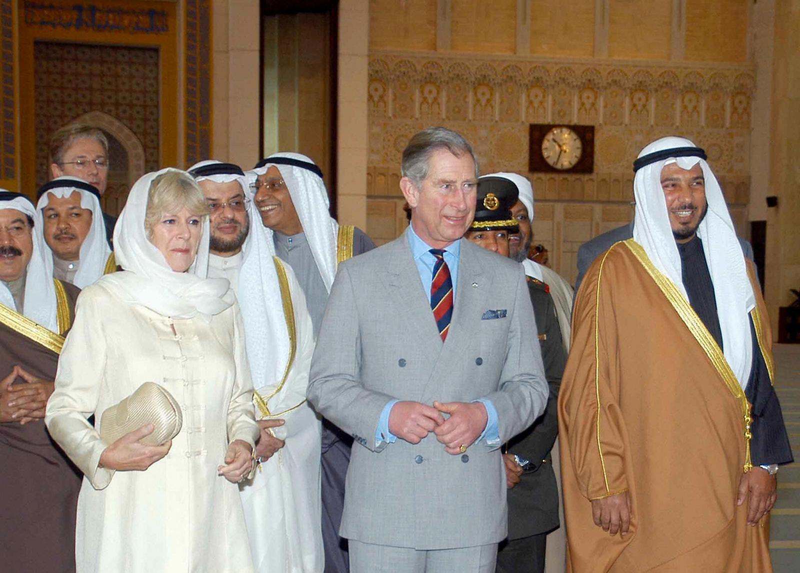 prince charles bahrain
