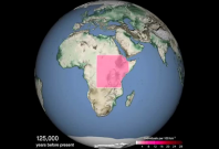 Climate change linked to shifts in Earth rotation drove early human migration out of Africa
